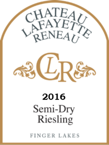2016 Riesling Semi-Dry Image