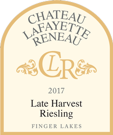 2017 Late Harvest Riesling